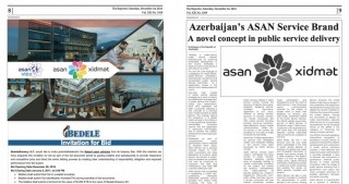 "Ethiopian ""The Reporter"" newspaper publishes article about activity of ASAN service"