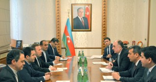 Mahmoud Vaezi: Iran keen to deepen cooperation with Azerbaijan in all areas