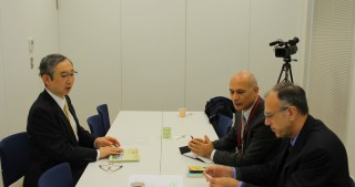 Azerbaijan-Japan Friendship Center discusses issues of cooperation in Sasakawa Peace Foundation
