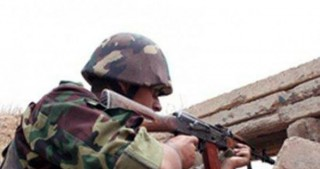 Armenian armed units violated ceasefire with Azerbaijan 65 times throughout the day