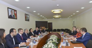 Russian Ombudswoman visits Office of Azerbaijan`s Prosecutor General