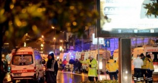 39 killed in terror attack at Istanbul nightclub