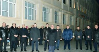 Day of Solidarity of World Azerbaijanis and New Year celebrated in Nakhchivan