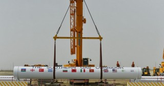 President Ilham Aliyev: Initiated by Azerbaijan, Southern Gas Corridor is a historic project