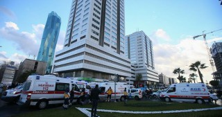 2 dead in explosion near courthouse in Izmir