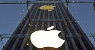 Apple boss's salary and bonuses fall