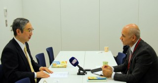 Japanese professor Matsunaga: Azerbaijan has become hub of international events