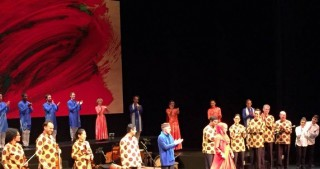 """Leyli and Majnun"" opera presented in New York"