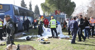 Jerusalem attack: 4 soldiers killed after truck rams into pedestrians