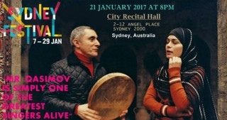 Azerbaijani mugham master to perform in Sydney