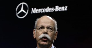 Mercedes-Benz posts record sales in China
