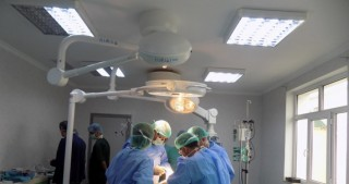Russian specialists conduct workshop on surgery in Baku