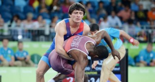 Seven Azerbaijani Greco-Roman wrestlers in Top 10 of World Rankings
