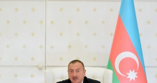 President Ilham Aliyev: We provide our army with most advanced weapons, ammunition and equipment