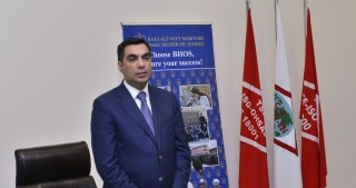 Project participants awarded at Baku High Oil School