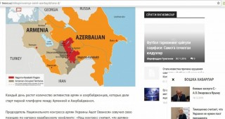 Uzbek news portal: Azerbaijan's occupied territories must be returned