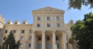 Azerbaijani Foreign Ministry issues statement on so-called regime`s participation in KVN in Sochi