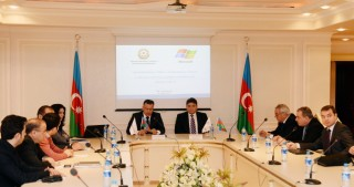 Center for Analysis of Economic Reforms & Communications, Microsoft Azerbaijan signs the Memorandum of Cooperation