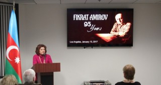 World-renowned composer Fikret Amirov remembered in Los Angeles