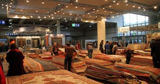 Azerbaijani carpets demonstrated at DOMOTEX International exhibition in Germany