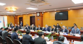 Azerbaijan-Vietnam Intergovernmental Commission holds first meeting in Hanoi