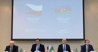 Azerbaijan-Czech business forum held in Baku