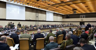 Chief of General Staff of Azerbaijani Armed Forces attends NATO meeting