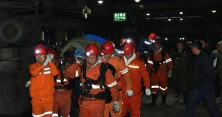 Chinese coal mine caves in killing 9 workers