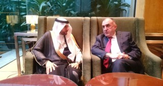 Azerbaijan`s FM meets Secretary General of OIC