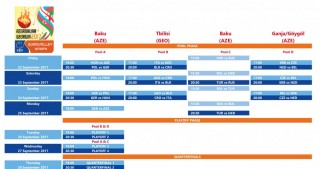 Women's EuroVolley match programme published