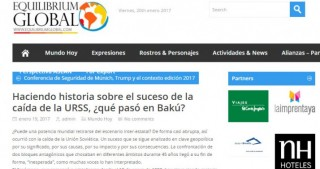Argentine portal: Black January is the turning point in Azerbaijan`s independence history