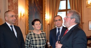 Azerbaijan`s MPs visit Luxembourg