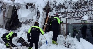 Italy avalanche: 'They called us angels' say rescuers