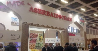 Azerbaijani companies attend International Green Week 2017 fair in Berlin