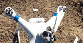 Azerbaijani armed forces shoot down Armenian drone