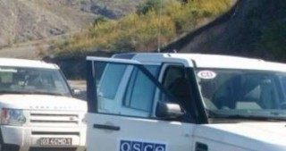 OSCE monitoring on line of contact between Azerbaijani and Armenian troops ends without incident