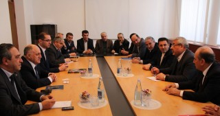 Governor Ghorbanali Saadat Qarabagh: We are interested in developing cooperation with Azerbaijan