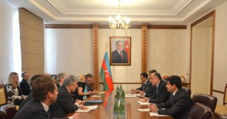 Azerbaijan, European Union discuss future development priorities of bilateral relationship