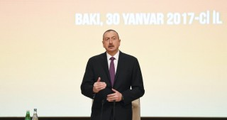 President of Azerbaijan: Those who organise dirty campaigns against us have moved themselves from the political scene