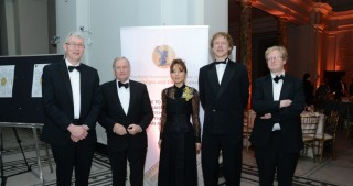 British Foundation for Study of Azerbaijan and Caucasus presented in London