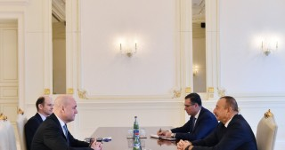 President Ilham Aliyev received EITI Board Chairman