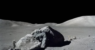 "Astronomers from Japan found on the Moon ""traces of life"""