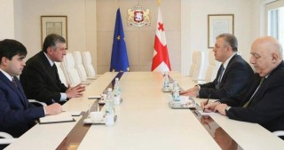 Premier Giorgi Kvirikashvili: Georgia is interested in overall development of relations with Azerbaijan