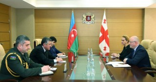 Azerbaijan, Georgia discuss cooperation in field of defense