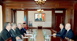 Chairman of the Government of Autonomous Republic of Adjara of Georgia visits Nakhchivan