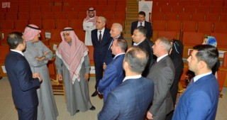 Azerbaijani media representatives visit Saudi Press Agency