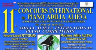 France to host 11th Adilia Alieva International Piano Competition