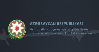 Corpse of Azerbaijani martyred soldier returned