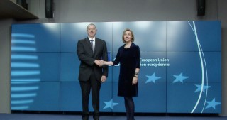 President Ilham Aliyev met with EU High Representative, Vice-President of European Commission Federica Mogherini