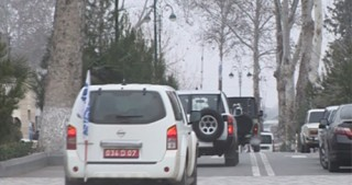 OSCE monitoring ends without incident
